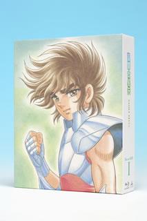【送料無料】聖闘士星矢 Blu-ray BOXI(ブルーレイ)[8枚組]
