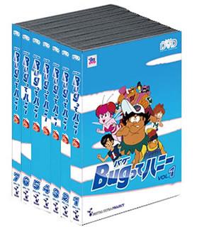 【送料無料】Bugってハニー 廉価版DVDセット上巻[DVD][7枚組]