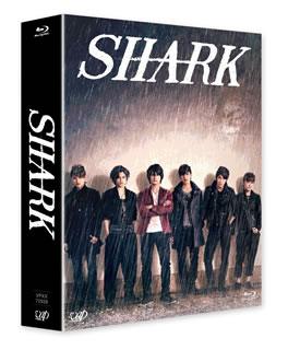 【送料無料】SHARK Blu-ray BOX(ブルーレイ)[4枚組]
