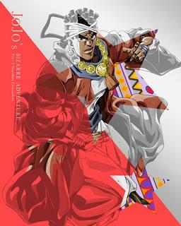 【送料無料】ジョジョの奇妙な冒険 スターダストクルセイダース Vol.3(ブルーレイ)[初回出荷限定]