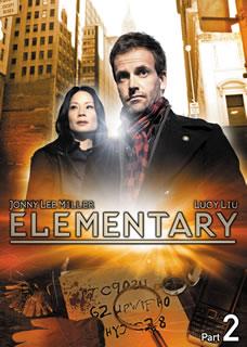 【送料無料】エレメンタリー ホームズ&ワトソン in NY DVD-BOX Part2[DVD][6枚組]