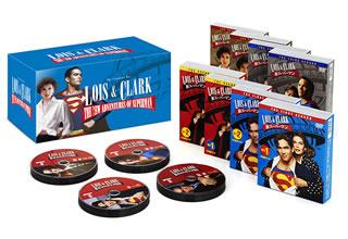 【送料無料】LOIS&CLARK / 新スーパーマン シーズン1-4 コンプリートDVD BOX[DVD][44枚組][初回出荷限定]