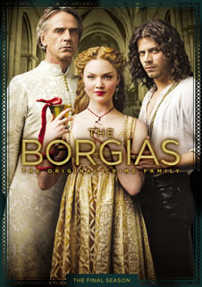 【送料無料】ボルジア家 愛と欲望の教皇一族 ファイナル・シーズン[DVD][5枚組]