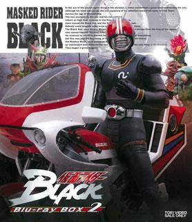 【送料無料】仮面ライダーBLACK Blu-ray BOX2(ブルーレイ)[3枚組]
