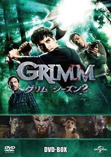 【送料無料】GRIMM グリム シーズン2 DVD-BOX[DVD][6枚組]