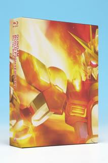 【送料無料】ガンダムビルドファイターズトライ Blu-ray BOX1 スタンダード版(ブルーレイ)[3枚組][期間限定出荷]