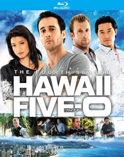 【送料無料】Hawaii Five-O シーズン4 ブルーレイBOX(ブルーレイ)[5枚組]