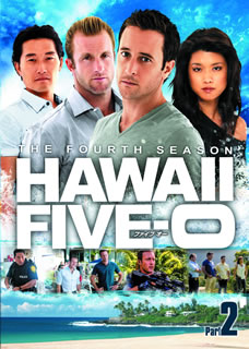 【送料無料】Hawaii Five-O シーズン4 DVD-BOX Part2[DVD][6枚組]