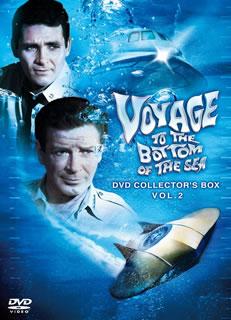 【送料無料】 原潜シービュー号~海底科学作戦 DVD COLLECTOR'S BOX Vol.2[DVD][5枚組]