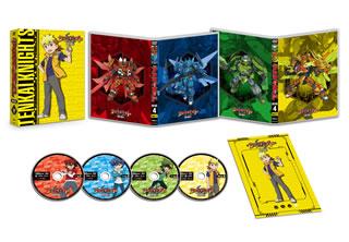 【送料無料】テンカイナイト DVD-BOX4[DVD][4枚組]