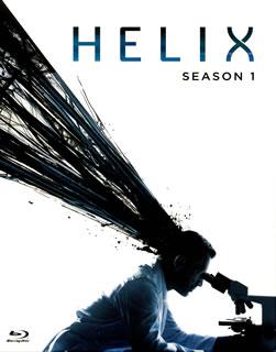送料無料helix 黒い遺伝子 シーズン1 Complete Boxブルーレイ3枚組あめりかんぱい