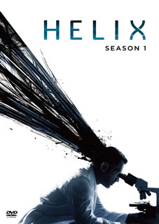 【送料無料】HELIX-黒い遺伝子- シーズン1 COMPLETE BOX[DVD][3枚組]