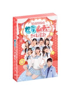 【送料無料】てんとうむChu!の世界をムチューにさせます宣言! Blu-ray BOX〈4枚組〉(ブルーレイ)[4枚組]