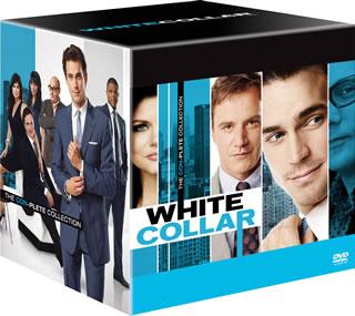 【送料無料】ホワイトカラー コンプリートDVD-BOX[DVD][41枚組]
