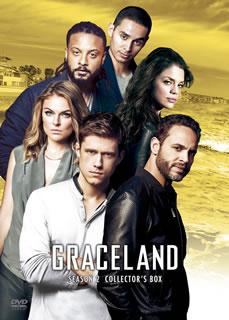 【送料無料】グレイスランド 西海岸潜入捜査ファイル シーズン2 DVDコレクターズBOX[DVD][7枚組]