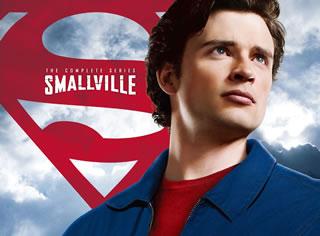 【国内盤ブルーレイ】SMALLVILLE / ヤング・スーパーマン シーズン1-10 コンプリート・シリーズ[94枚組]