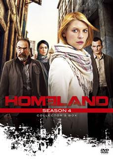 【送料無料】HOMELAND/ホームランド シーズン4 DVDコレクターズBOX[DVD][7枚組]