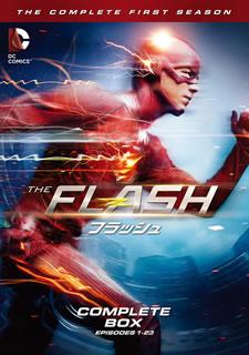 【送料無料】THE FLASH / フラッシュ ファースト・シーズン コンプリート・ボックス[DVD][12枚組]