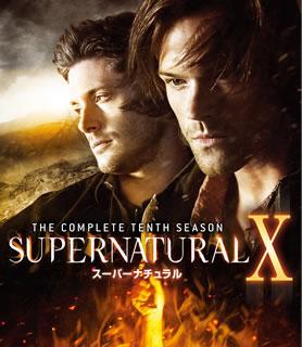 【送料無料】SUPERNATURAL X スーパーナチュラル テン・シーズン コンプリート・ボックス(ブルーレイ)[4枚組]