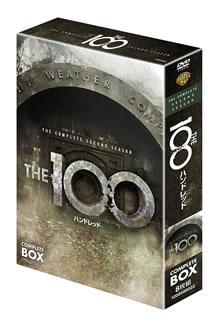 【送料無料】THE 100 / ハンドレッド セカンド・シーズン コンプリート・ボックス[DVD][8枚組]