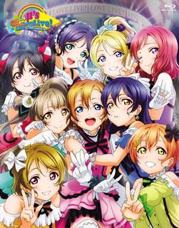 【国内盤ブルーレイ】 【送料無料】ラブライブ!μ's Go→Go!LoveLive!2015~Dream Sensation!~ Blu-ray Memorial BOX[4枚組]