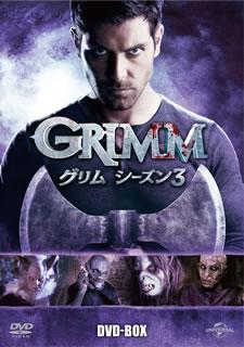 【送料無料】GRIMM グリム シーズン3 DVD-BOX[DVD][6枚組]