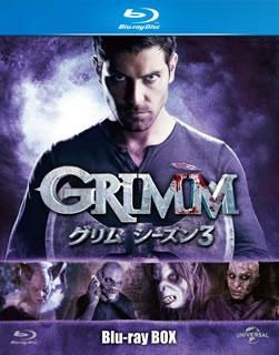 【送料無料】GRIMM グリム シーズン3 Blu-ray BOX(ブルーレイ)[5枚組]