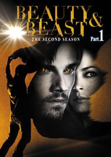 【送料無料】ビューティ&ビースト / 美女と野獣 シーズン2 DVD-BOX Part1[DVD][6枚組]