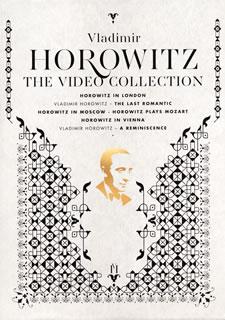 【送料無料】 ウラディミール・ホロヴィッツ:ザ・ヴィデオ・コレクション〈完全生産限定盤・6枚組〉[DVD][6枚組][初回出荷限定]