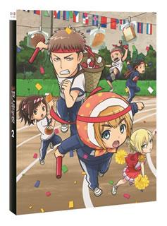 【国内盤DVD】進撃!巨人中学校 2