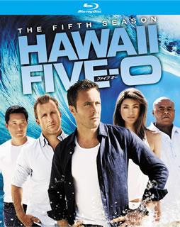 【送料無料】 Hawaii Five-O シーズン5 Blu-ray BOX(ブルーレイ)[5枚組]【B2016/3/24発売】