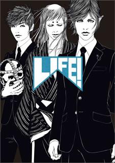 【送料無料】 LIFE!~人生に捧げるコント~ DVD-BOX〈4枚組〉[DVD][4枚組]【D2016/4/20発売】