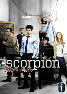 【送料無料】 SCORPION スコーピオン DVD-BOX Part1[DVD][5枚組] 【D2016/5/11発売】
