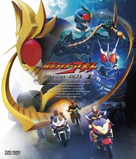 【送料無料】仮面ライダーアギト Blu-ray BOX 1(ブルーレイ) [3枚組]【B2016/9/14発売】