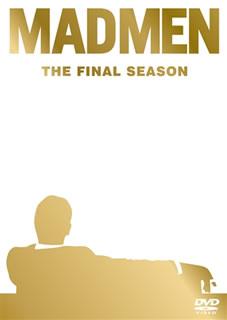 【送料無料】マッドメン シーズン7-THE FINAL- ノーカット完全版 DVD-BOX[DVD][8枚組]【D2016/6/2発売】