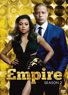 【送料無料】Empire エンパイア 成功の代償 シーズン2 DVDコレクターズBOX1[DVD][5枚組]【D2016/7/2発売】
