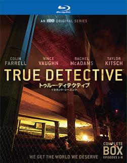 【送料無料】TRUE DETECTIVE / トゥルー・ディテクティブ セカンド・シーズン コンプリート・ボックス(ブルーレイ)[4枚組]【B2016/5/18発売】