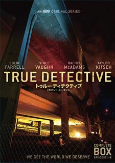 【送料無料】TRUE DETECTIVE / トゥルー・ディテクティブ セカンド・シーズン コンプリート・ボックス[DVD][5枚組]【D2016/5/18発売】