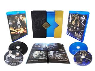 【国内盤ブルーレイ】 【送料無料】Film Collections Box FINAL FANTASY XV[4枚組][初回出荷限定]【B2016/9/30発売】