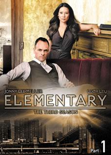 【送料無料】エレメンタリー ホームズ&ワトソン in NY シーズン3 DVD-BOX Part1[DVD][6枚組]【D2016/7/6発売】