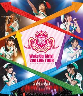 【送料無料】Wake Up,Girls!2nd LIVE TOUR 行ったり来たりしてごめんね!(ブルーレイ)【B2016/6/24発売】