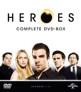 【ただ今クーポン発行中です】【送料無料】 【国内盤DVD】【送料無料】HEROES コンプリート DVD-BOX[21枚組]【D2016/7/22発売】