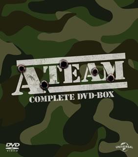 【送料無料】特攻野郎Aチーム コンプリート DVD-BOX[DVD][31枚組]【D2016/7/22発売】