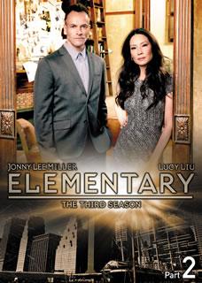 【送料無料】エレメンタリー ホームズ&ワトソン in NY シーズン3 DVD-BOX Part2[DVD][6枚組]【D2016/8/3発売】