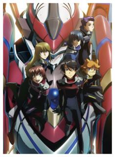 【送料無料】銀河機攻隊 マジェスティックプリンス Blu-ray BOX(ブルーレイ) [4枚組]【B2016/9/14発売】