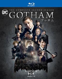 【送料無料】GOTHAM / ゴッサム セカンド・シーズン コンプリート・ボックス(ブルーレイ) [4枚組]【B2016/9/2発売】