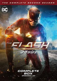 【送料無料】THE FLASH / フラッシュ セカンド・シーズン コンプリート・ボックス [DVD] [12枚組]【D2016/9/14発売】