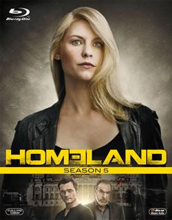 【送料無料】HOMELAND / ホームランド シーズン5 ブルーレイBOX(ブルーレイ) [3枚組]【B2016/9/2発売】