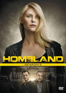 【送料無料】HOMELAND / ホームランド シーズン5 DVDコレクターズBOX [DVD] [7枚組]【D2016/9/2発売】