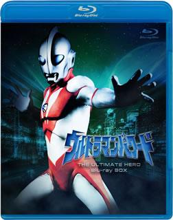 【送料無料】ウルトラマンパワード Blu-ray BOX(ブルーレイ)[4枚組]【B2017/3/24発売】
